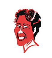 Hélène Constanty dessinée par Hervé Bourhis