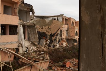 ruines FLNC Corse