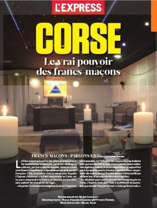 L'Express 3153 franc-maçons
