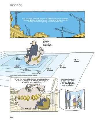 La revue dessinée Monaco